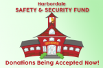 Harbordale Safety & Security Funds – Donations Being Accepted
