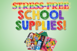 Great News: Stress-Free School Supplies!