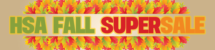 HSA Fall SuperSale