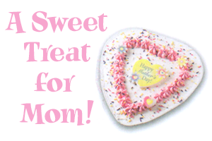 Mother's Day Cake Fundraiser