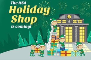 HSA Holiday Shop