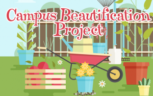 Harbordale Campus Beautification Project